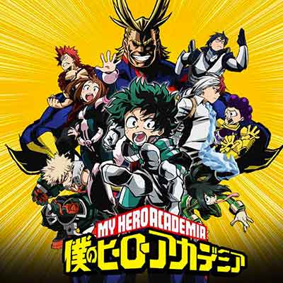 my hero academia top anime