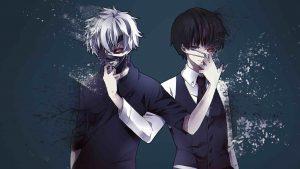 tokyo ghoul kaneki ken anime boys anime